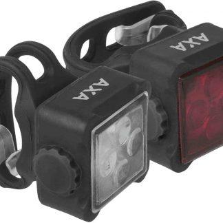 AXA Niteline 44-R Fietsverlichtingsset